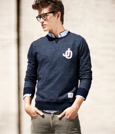 francisco lachowski6 Franciso Lachowski Plays it Casual for H&M Fall 2012 Lookbook