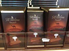 Camel Milk Chocolate - Dubai Delicacy