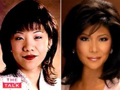 'Talk's' Julie Chen: I had plastic surgery on my eyes to advance my career