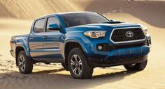 2020 Toyota Tacoma Redesign and Changes