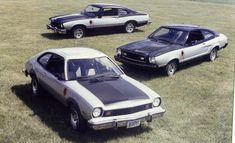 Ford Pinto, Mustang II, Maverick 1976
