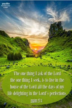 Here's a Bible picture quote from Psalm brought to you by Prayables Scripture Verses, Bible Verses Quotes, Bible Scriptures, Faith Quotes, Jesus And Mary Pictures, Quick View Bible, Psalm 27, Bible Encouragement, Bible Prayers