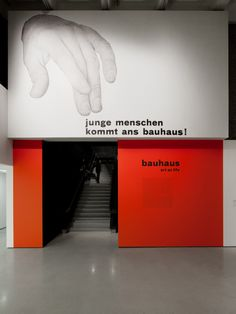bauhaus, art as life exhibition uk
