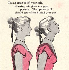 Advice from Muriel Cox in Good Housekeeping, July 1947.