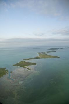 Belize-arriving in the co-pilot's seat