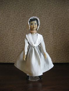 In Hitty: Her First Hundred Years , Dorothy Lathrop drew the delightful illustrations. Many of the illustrations depict Hitty in dresses tha. Dance Dresses, Flower Girl Dresses, Peg Wooden Doll, Photo Elements, Real Doll, White Caps, Everyday Dresses, Antique Dolls, Silk Dress