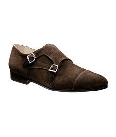 reputable site 3d871 f2a6e Harry Rosen   Double Monkstrap Shoes   Dress Shoes   Harry Rosen Mens  Fashion Suits,