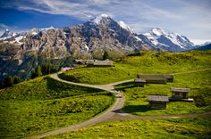 Switzerland / Eiger | Flickr - Photo Sharing!