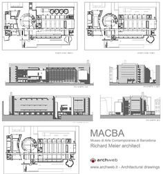MACBA Barcelona   Richard Meier