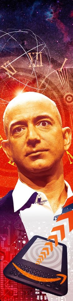 BEZOS: TIME LORD