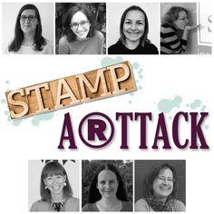 Stamp A(r)ttack Blog Hop Team