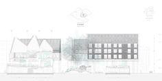 Luis de Gregorio > Infraestructura de Reactivación Urbana. Liubliana | HIC Arquitectura
