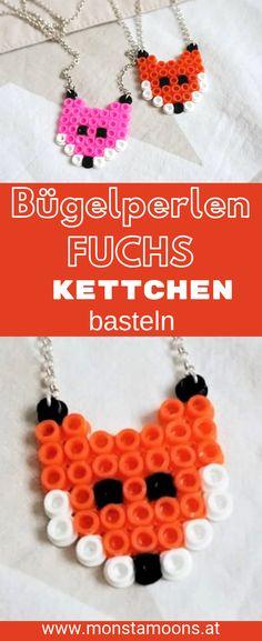 Bugelperlen Ideen Vorlage Fuchs Strickstern