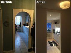 Hall | Before & After Malmhattan 4 of 5 #hall #beforeandafter #malmhattan #malmö #malmo #föreochefter