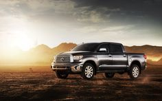 Rumors about the 2021 Toyota Tundra Hybrid appeared as soon as the Japanese carmaker confirmed the Tundra Diesel is not in the plans. Toyota Tundra, Hybrid Trucks, Toyota Dealers, Toyota Avalon, Toyota Trucks, Kia Sportage, Fj Cruiser, Car Wallpapers, Hd Wallpaper