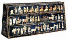 Madlenčin blogísek x) :-* - dějiny výtvarné kultury - Mezopotámie - sochařství