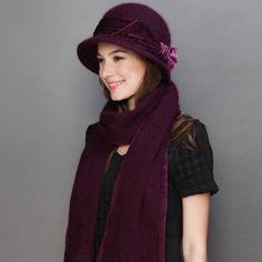 22 Best Womens knit hat and scarf set 2018 best Valentine s Day ... 2177aca1121