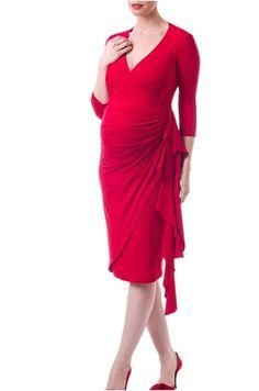 Designer Maternity dress from @BabesWithBabies UK