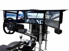 VRX Viper Racing Simulator- Looks fun....