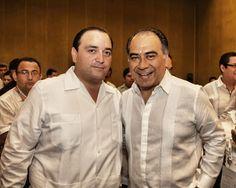 Periodismo sin Censura: ASISTE EL GOBERNADOR ROBERTO BORGE A LA TOMA DE PR...