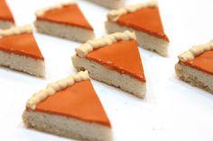 Pumpkin Pie COOKIES! | Created by Diane