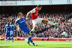 Arsenal 0-0 Chelsea (April 21, 2012)