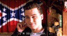 "johnny depp, cry baby ... ""I'm solo, sugar"""