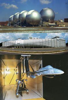Update1    Best Wind Tunnels    Mercedes Benz Opens New 165MPH AeroAcoustics Test Center Langley NASA Hypersonic Wind Tunnel Chambers vert 800x1171 photo