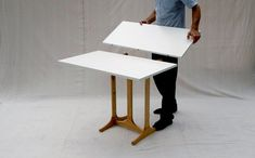 transforming Multifunctional Table with Three Transformation