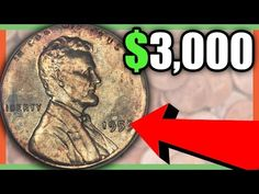 These are 5 rare error pennies worth money. We look at valuable Lincoln penny coins to look for. For more valuable coin tips give the video a thumbs up! Rare Coins Worth Money, Valuable Coins, Penny Values, Old Coins Value, Saving Coins, English Coins, Rare Pennies, Dollar Money, American Coins