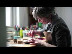 A short film about Angie Lewin's printmaking » this looks like the most fulfilling art in the world