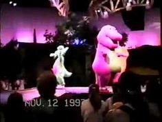 A Day in the Park with Barney 1997: Part Two