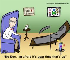 Therapy Cartoon and Humor