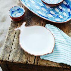 Figural Fish Plate | Sur La Table