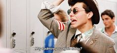 Ducky (Jon Cryer), Pretty in Pink Pink Movies, 90s Movies, 1980s Films, Movie Gifs, Film Movie, Movie Quotes, Film Quotes, Pretty In Pink Quotes, Cover Pics