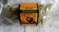 Fragranced Pumice Stones - Living Space !NEW!