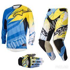Alpinestars kit 2014 #motovento #motoventoizmir #alpinestars #kit #offroad gsm:05412243537