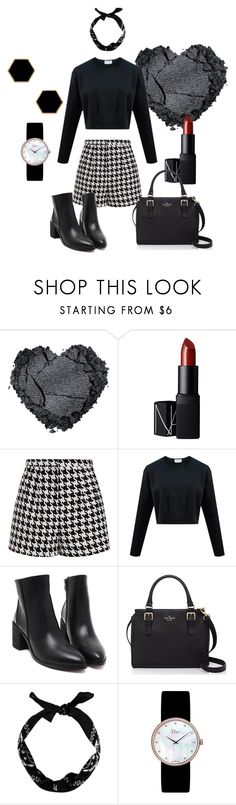 """""""10242015"""" by abigailkim6 on Polyvore featuring NARS Cosmetics, Emma Cook, Kate Spade, Christian Dior, Janna Conner Designs, women's clothing, women, female, woman and misses"""