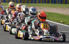 Karting line-up