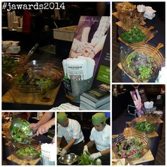 We had an awesome time serving up our salads at the San Diego Press Club #jawards tonight! Congrats to all of the winners!