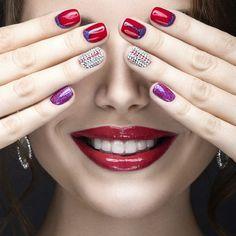 5 idées nail art pour décorer les faux ongles en résine