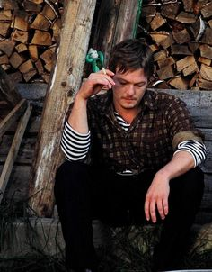 Norman Reedus, Moscow Chill