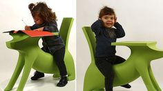 Adorable Dog Desk by Philippe Starck