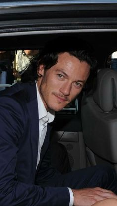 Looking good, cutie | Luke Evans