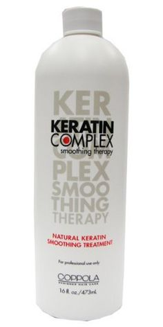Keratin Complex Smoothing Treatment - 16 Oz by Keratin Complex. $160.00. Treatment for Blonde and/or Highlighted hair is specifically formulated as a revitalizing and rejuvenating Keratin treatment that eliminates frizz and curls. For Professional Use Only. Specifically formulated as a revitalizing and rejuvinating treatment that eliminates frizz and curls. Can be used on color and chemically-treated hair. List Price: $220.00