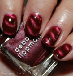 Deborah Lippmann Magnetic Wave in Big Red Machine