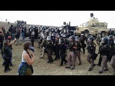 Police Departments Refuse to Send Backup to Standing Rock In Response to International Outrage  | Alternet