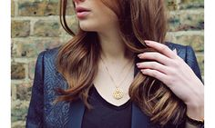 Made in Chelsea's Rosie wearing Daisy