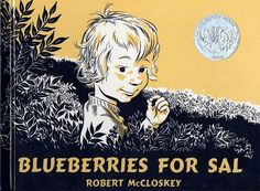 Little Sal and Little Bear both lose their mothers while eating blueberries and almost end up with the others mother. (Grades: Prek-2) Call number: PZ7.M1336 Bl