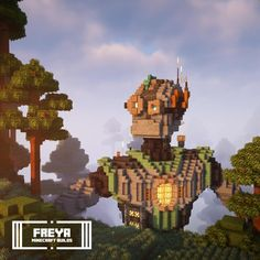 Make A Robot, Base Building, Get Well, Minecraft, Recycling, Trees, Instagram, Tree Structure, Upcycle